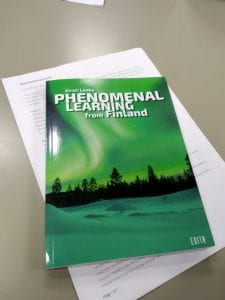 Phenomenon Learning from Finland- Book by Kirsti Lonka being published in Russian language in March 2020