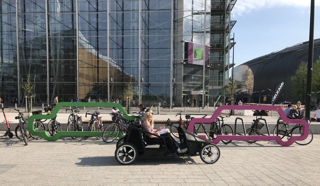 Smart Mobility in the City – Scouter Helsingissä